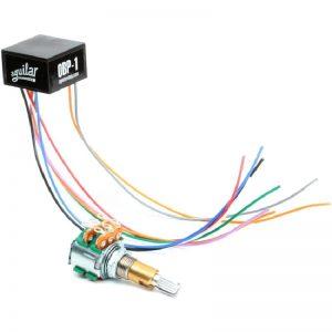 Aguilar OBP-1SK 2-band voorversterker (treble/bass) met boost