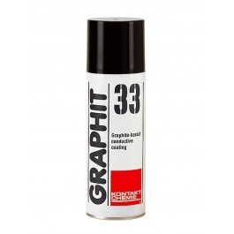 CRC Kontakt Chemie GRP33-200 electrically conductive coating GRAPHIT 33