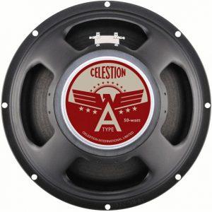 Celestion A-TYPE-16 12 inch 50W 16 Ohm gitaar luidspreker