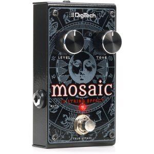Digitech Mosaic 12 String Effect pitch shift