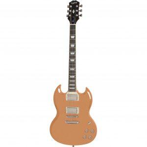Epiphone SG Muse Smoked Almond Metallic elektrische gitaar
