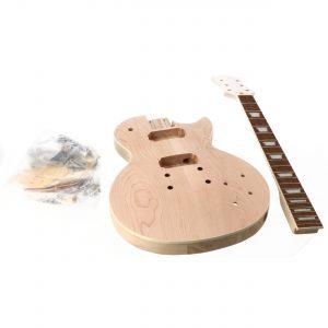Fazley FLP-DIY Blank elektrische gitaar bouwpakket