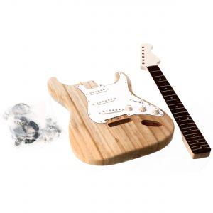 Fazley FST-DIY Blank elektrische gitaar bouwpakket