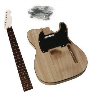 Fazley FTL-DIY Blank elektrische gitaar bouwpakket