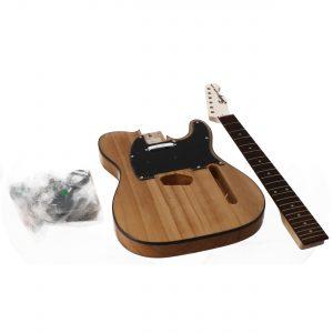 Fazley FTL-DIY Natural elektrische gitaar bouwpakket