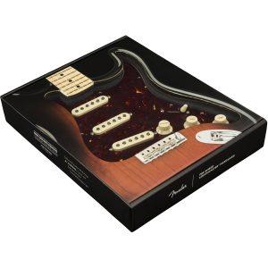 Fender Pre-Wired Strat PG Custom Shop Texas Special SSS Tortoise
