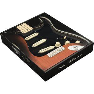 Fender Pre-Wired Strat PG Original '57/'62 SSS Black
