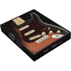 Fender Pre-Wired Strat PG Tex-Mex SSS Tortoise Shell