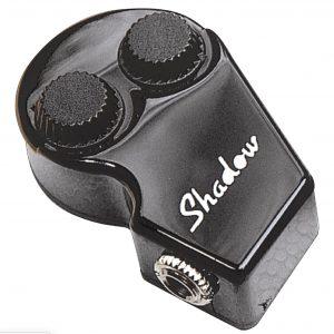 Shadow SH 2000 Universal Transducer Pickup met volume/tone-regelaar