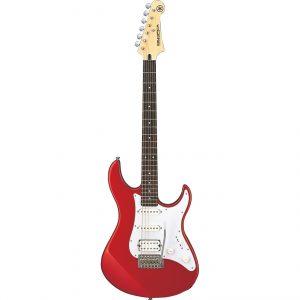 Yamaha Pacifica 012 II Red Metallic elektrische gitaar