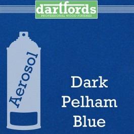 dartfords FS5257 Metallic Cellulose Paint Pelham Dark Blue - 400ml aerosol