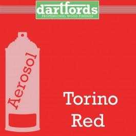 dartfords FS7255 Cellulose Paint Torino Red - 400ml aerosol
