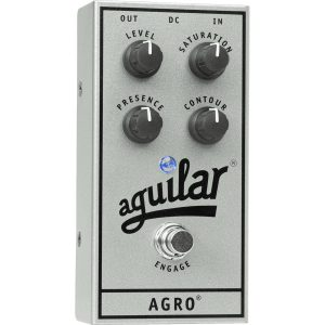 Aguilar Agro (Silver 25th Anniversary Limited Edition) Bass Overdrive