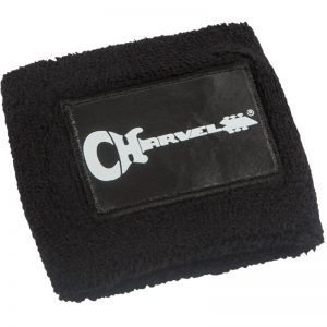 Charvel Logo Wristband polsband zwart