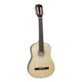 DIMAVERY AC-303 Classical Guitar 1/2, nat