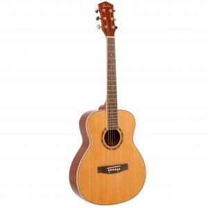 Fazley W65-NT-3/4 akoestische western gitaar naturel