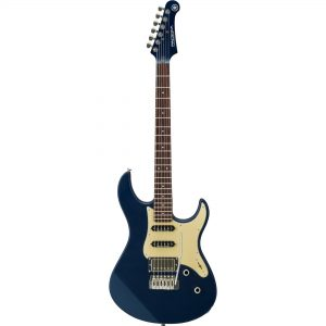 Yamaha Pacifica 612VII X MSB Matte Silk Blue elektrische gitaar