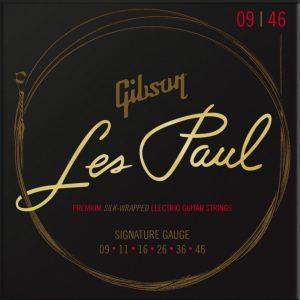 Gibson Les Paul Premium Signature snarenset voor elektrische gitaar