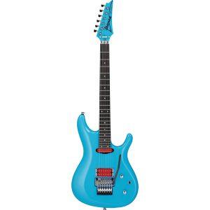 Ibanez JS2410 Sky Blue Joe Satriani Signature elektrische gitaar met koffer