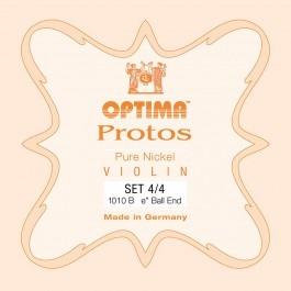 Optima 1010-44 Protos snarenset viool 4/4