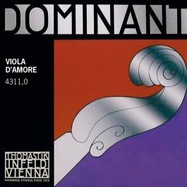 Thomastik TH-4311-0 Dominant snarenset viola d'amore