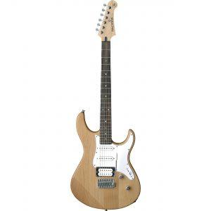 Yamaha Pacifica 112V RL Yellow Natural Satin elektrische gitaar met Remote proeflessen
