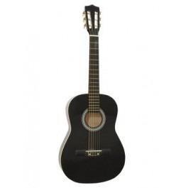DIMAVERY AC-303 Classical Guitar 3/4, black