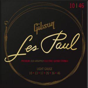 Gibson Les Paul Premium Light snarenset voor elektrische gitaar