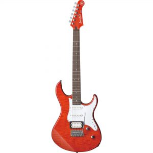 Yamaha PACIFICA212VFM Caramel Brown 6-snarige elektrische gitaar
