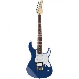 Yamaha Pacifica 112V RL United Blue elektrische gitaar met Remote proeflessen
