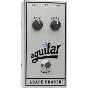 Aguilar Grape Phaser (Silver 25th Anniversary Limited Edition) basgitaar effectpedaal