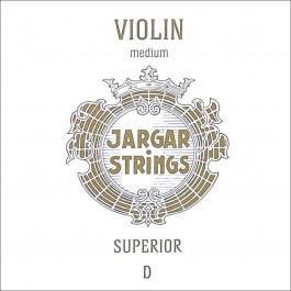 Jargar JVI-DSP-M Superior vioolsnaar D-3