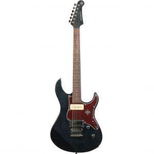 Yamaha Pacifica 611HFM elektrische gitaar zwart