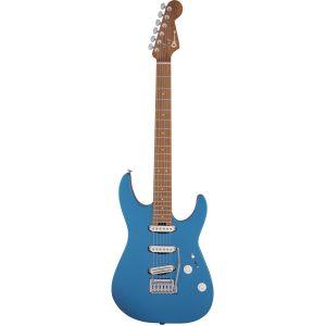 (B-Stock) Charvel Pro Mod DK22 SSS 2PT Electric Blue
