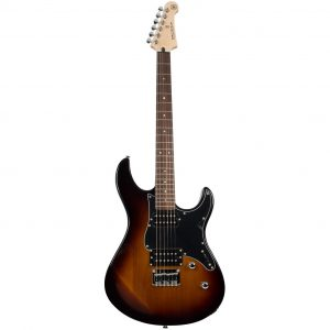 (B-Stock) Yamaha Pacifica 120H TBS elektr. gitaar Tobacco Brown Sunburst