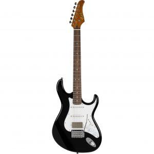 Cort G260CS Black elektrische gitaar