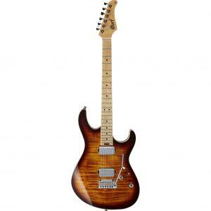 Cort G290 FAT Violin Burst elektrische gitaar