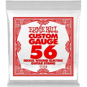 Ernie Ball 1156 .056 Nickel Wound losse snaar voor elektrische gitaar