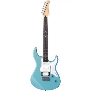 (B-Stock) Yamaha Pacifica 112V RL Sonic Blue elektrische gitaar met Remote proeflessen