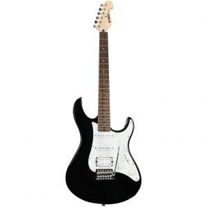 Yamaha Pacifica 112 J BL elektrische gitaar Black