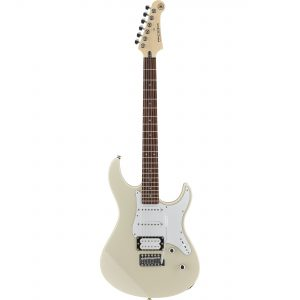 Yamaha Pacifica 112V RL Vintage White elektrische gitaar met Remote proeflessen